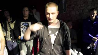 Punch Ligue | Tshuma H vs. Reggy Ray