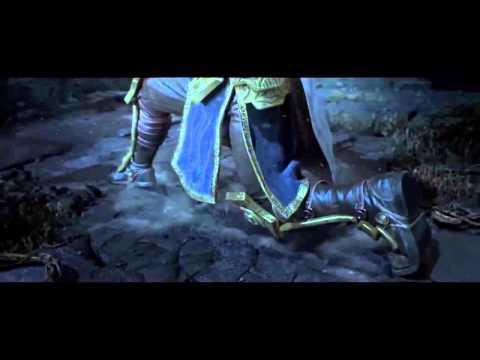 трейлер игры League of Legends