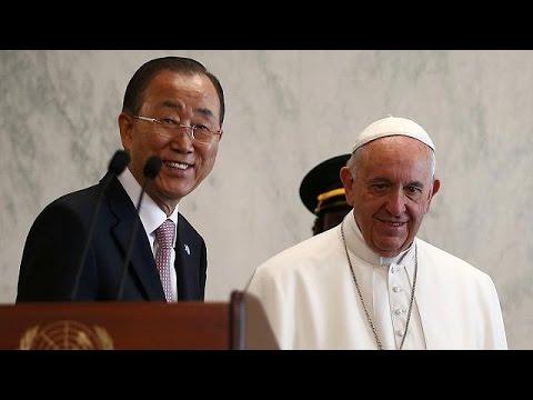 Πάπας Φραγκίσκος: «Η οικολογική κρίση απειλεί την ανθρώπινη ύπαρξη»