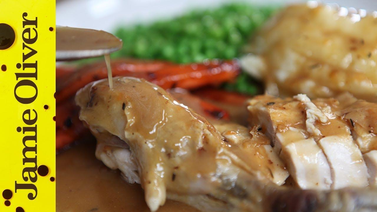 Chicken roasting recipe