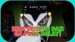 Video CARA MEMBUAT SEIN DUA SENDIRI ! TUTORIAL MEMBUAT SEN 2 / LAMPU HAZARD MP3, 3GP, MP4, WEBM, AVI, FLV Juli 2018