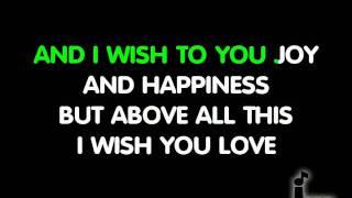 I Will Always Love You   In Style Of Whitney Houston   Karaoke