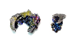 Video Making metal crystals from Pepto-Bismol MP3, 3GP, MP4, WEBM, AVI, FLV Maret 2019