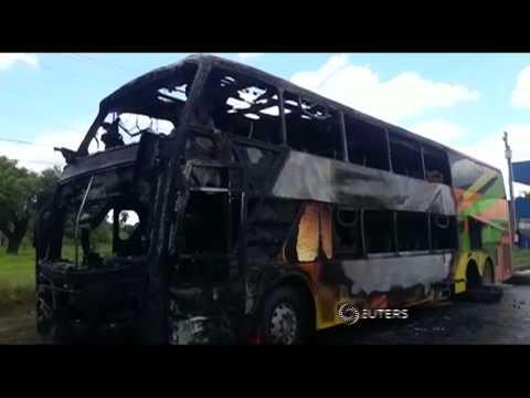 Bolivien: Über 30 Unfallopfer nach mehreren Busunglüc ...