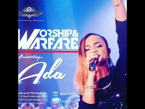 ADA EHI - YAHWEH Live at JoshuaVille Lagos  (with lyrics)