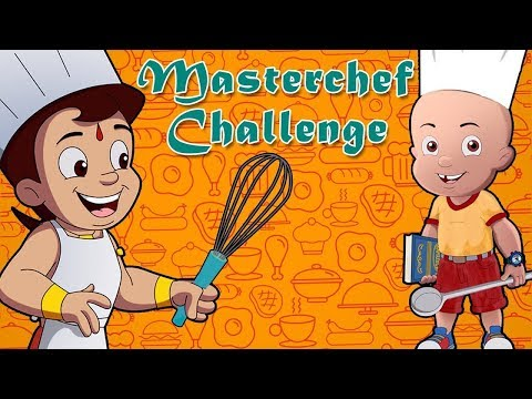Team Chhota Bheem Vs Team Mighty - Master Chef Competition | New Year Special Video