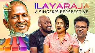 Video Ilayaraja :A Singer's Perspective | Sathyaprakash, Anitha, Varshan, Prasanna Tribute Interview MP3, 3GP, MP4, WEBM, AVI, FLV Desember 2018