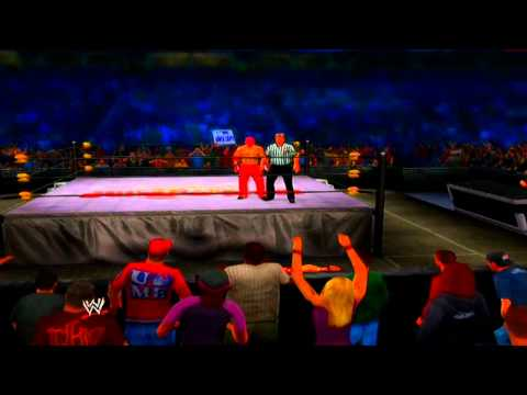 WWE 12 | WCW Clash of the Champions 2012 - Chavo Guerrero vs Rey Mysterio