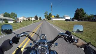 8. 2001 Harley Davidson Dyna Wide Glide Test Drive Review
