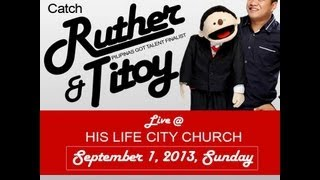 Download Lagu Ruther and Titoy at His Life City Church Mp3