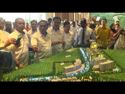 MB Mahu Kontraktor Selesaikan Masalah Rumah di Taman Bayu Damai