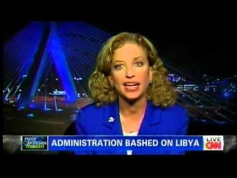 0 DNC Chair Wasserman Schultz Says Wrong Statements About Libya Doesnt Mean They Were False