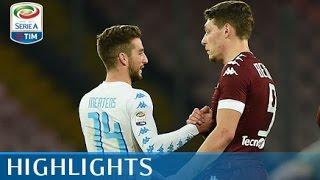 Video Napoli - Torino - 5-3 - Highlights - Giornata 17 - Serie A TIM 2016/17 MP3, 3GP, MP4, WEBM, AVI, FLV Agustus 2018