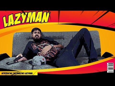 The LAZYMAN | Bekaar Films | Comedy Skit