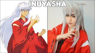 Video InuYasha Characters In Real Life MP3, 3GP, MP4, WEBM, AVI, FLV September 2018