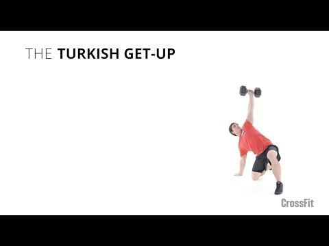 全身の筋肉を連動させろ!ファンクショナルトレーニング『ターキッシュゲットアップ』