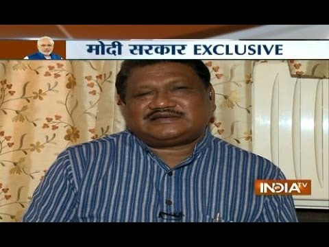Exclusive: Minister of Tribal Affairs Jual Oram speaks with India TV