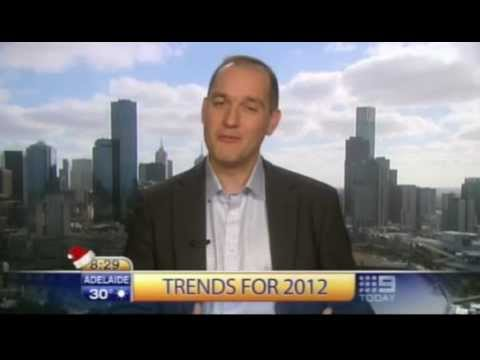 Today show: Social media and technology in 2012