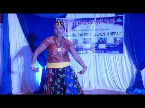(Tungna ra Damphu Bajaudai - Nepali Folk Dance...  4 minutes, 39 seconds.)