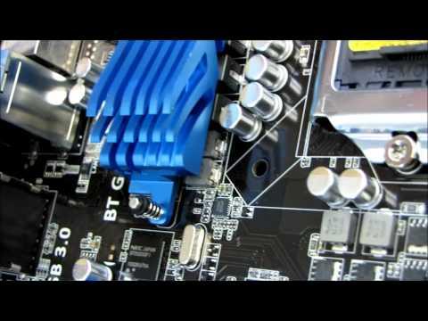ASUS P8P67 Pro P67 LGA1155 Core i7 SLI Motherboard Unboxing & First Look Linus Tech Tips