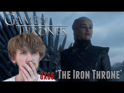 Game of Thrones Season 8 Episode 6 (Series Finale) - 'The Iron Throne' Reaction (Part 1)