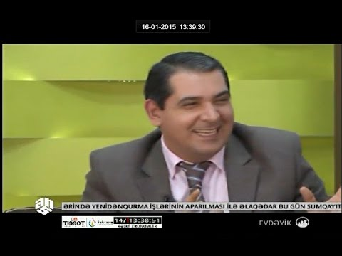 NLP Ustadı Babək Bayramov ANS də yayımlanan