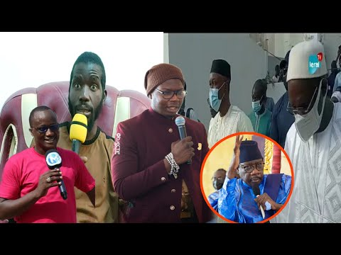 Urgent : Pourquoi S Moustpha S'y Réservoir roull Wa Yéwi Askane Wi. Mame Cheikh bi ousmane Sonko di