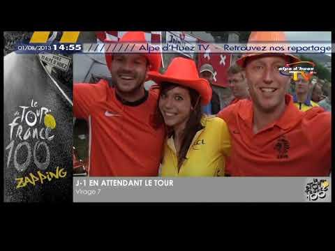 En attandant le tour de France à l'Alpe d'Huez - ©Alpe d'Huez TV