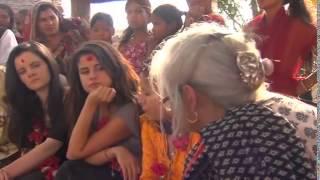 UNICEF Ambassador Selena Gomez Visits Nepal - YouTube