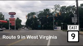 Berkeley Springs (WV) United States  city photos : State Route 9 in West Virginia - from Berkeley Springs to Martinsburg