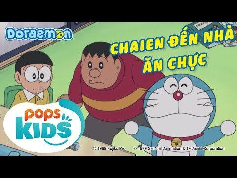 [S7] Doraemon Tập 326 - Chaien Đến Nhà Ăn Chực, Búi Tóc Kết Giao Bạn Bè - Hoạt Hình Tiếng Việt - Thời lượng: 21:50.