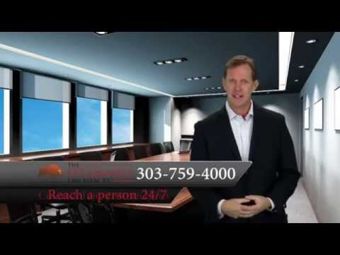 Denver Personal Injury Lawyer - (303) 759-4000 - The O'Connell Law Firm, P.C.
