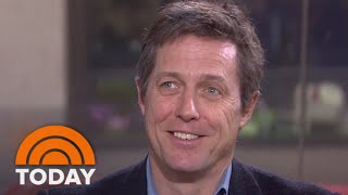 Hugh Grant Is Back In 'Rewrite,' Shares Thoughts On 'Fifty Shades' | TODAY
