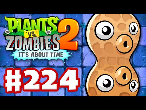 plantas contra zombies - Thanks for every Like and Favorite! They really help! This is Part 224 of the Plants vs Zombies 2: It's About Time Gameplay Walkthrough for the iPad! It includes the new Pea-nut plant and a...