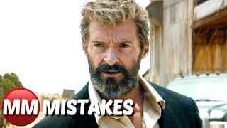 Video 10 Logan Movie Mistakes You Didn't See | Logan Movie MP3, 3GP, MP4, WEBM, AVI, FLV Mei 2017