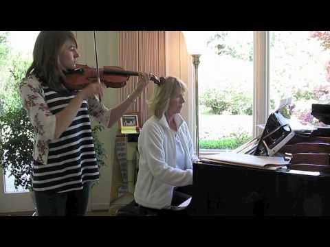 To Zanarkand Violin And Piano by Taylor Davis
