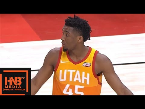 Oklahoma City Thunder vs Utah Jazz 1st Qtr Highlights / Game 3 / 2018 NBA Playoffs