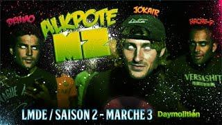 Alkpote Feat. MZ | Les Marches de L'Empereur Saison2 #3 ( Prod by Dj Weedim )