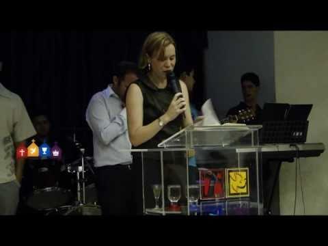 Ministração com a Pastora Margarete - Quadrangular Campo Limpo Paulista