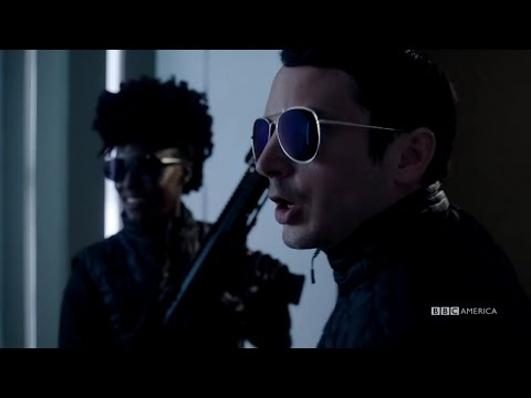 Dirk Gently's Holistic Detective Agency Season 2 Teaser