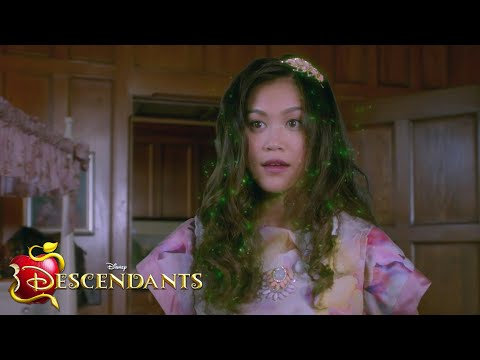 Disney Descendants | Cool Hair