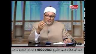 نسمات الروح - د. خالد الجندي ورد قاسي و محرج لإسلام البحيري من نفس الكتاب الذي أستشهد و غالط به