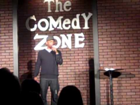 Comedy Zone JAX  welcomes Jay Phillips