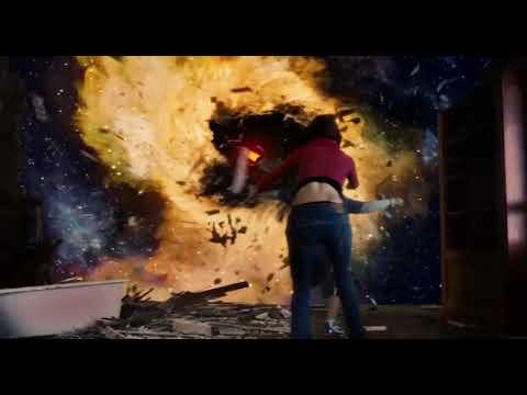Zathura is a black hole (best scene) 2005 adventure movie