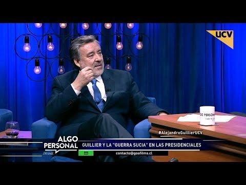 video Alejandro Guillier se refiere a la