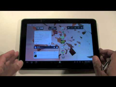 Android Tablet: How to Change the Language