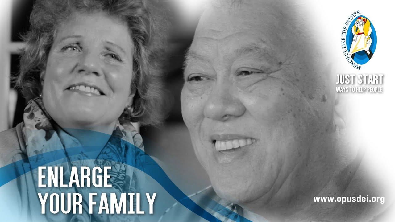 Treba je le začeti (3): Razširi svojo družino
