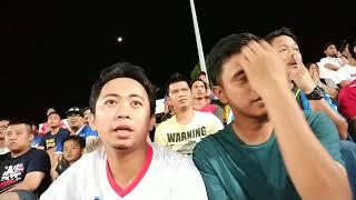 Video (FAN'S REACTION) SABAH FA VS SELANGOR   PIALA MALAYSIA 2018   18 OGOS 2018   STADIUM LIKAS MP3, 3GP, MP4, WEBM, AVI, FLV Agustus 2018