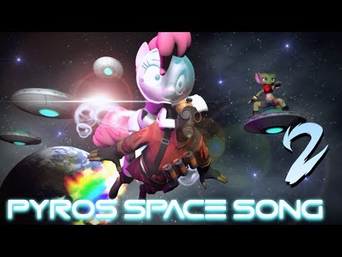 Pyro's Space Song 2 [SFM Animation]