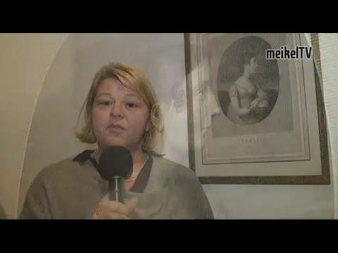 Stéphanie de Beauharnais zu Gast beim Film-Team